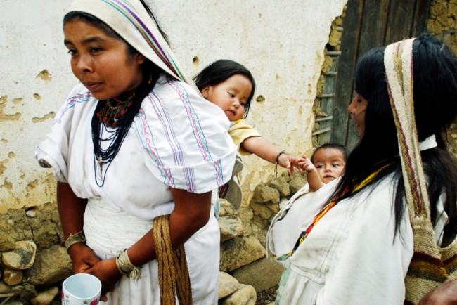 Colombia Water Source Action Against Hunger
