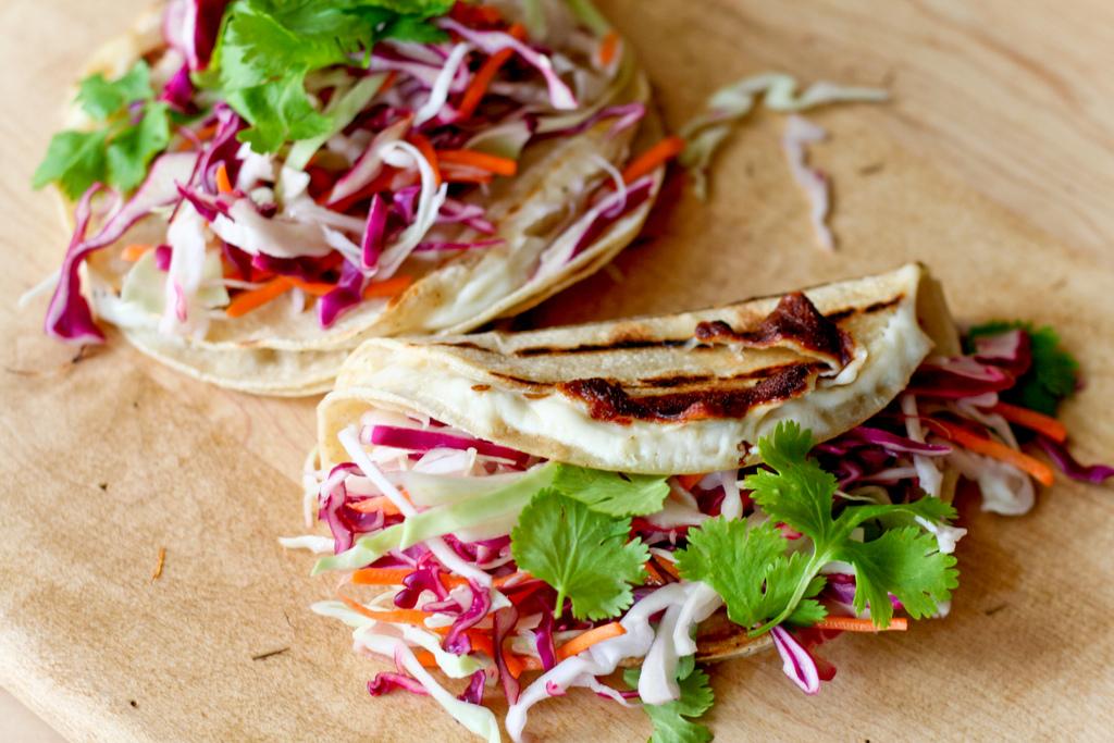 Repochetas Quesadilla-Tacos