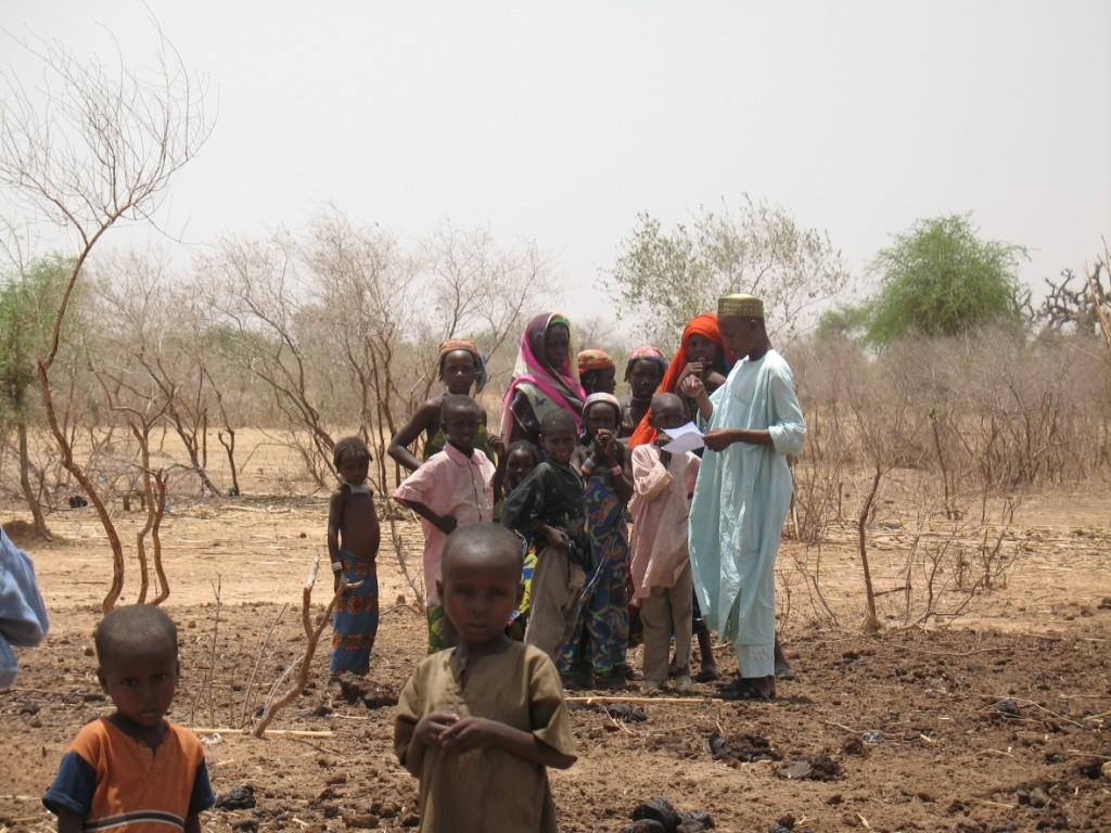 Humanitarian workers