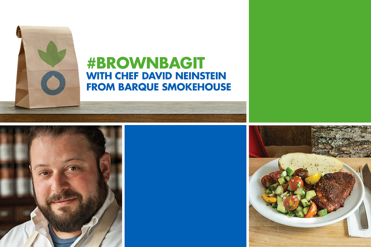 #brownbagit with Chef David Neinstein