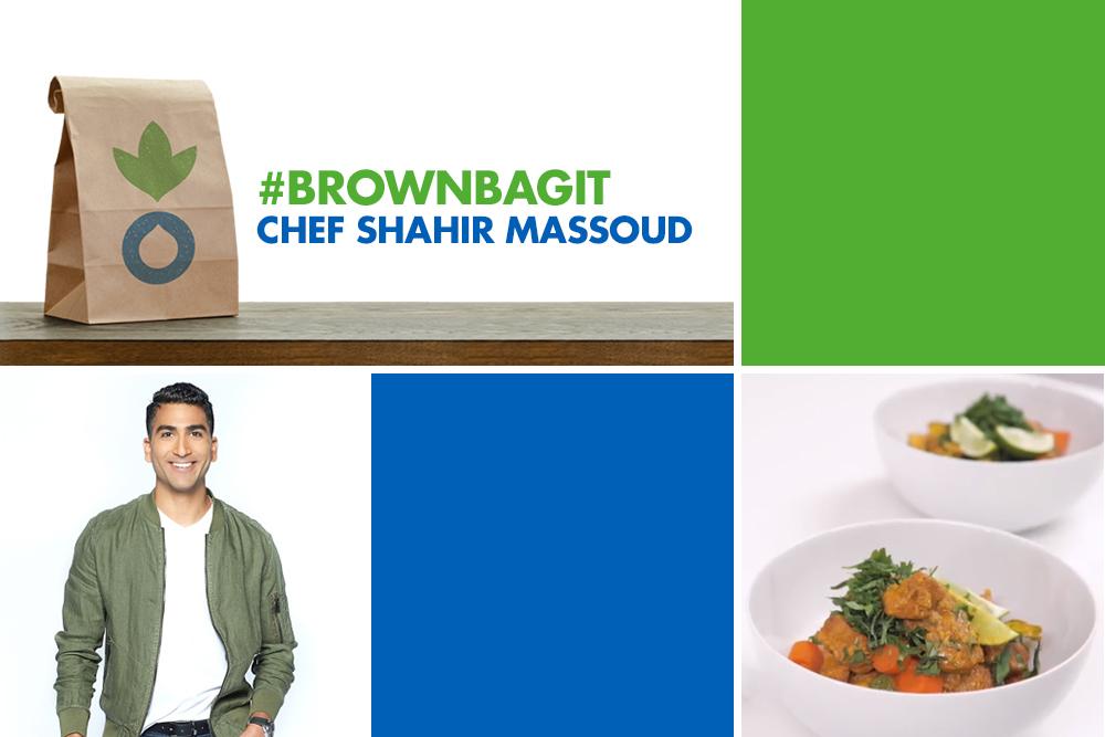 Chef Shahir Massoud