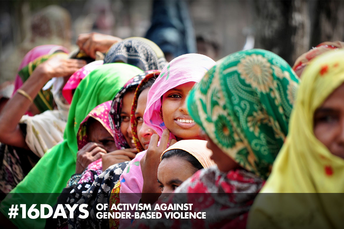 Activism against Gender-Based Violence Action Against Hunger