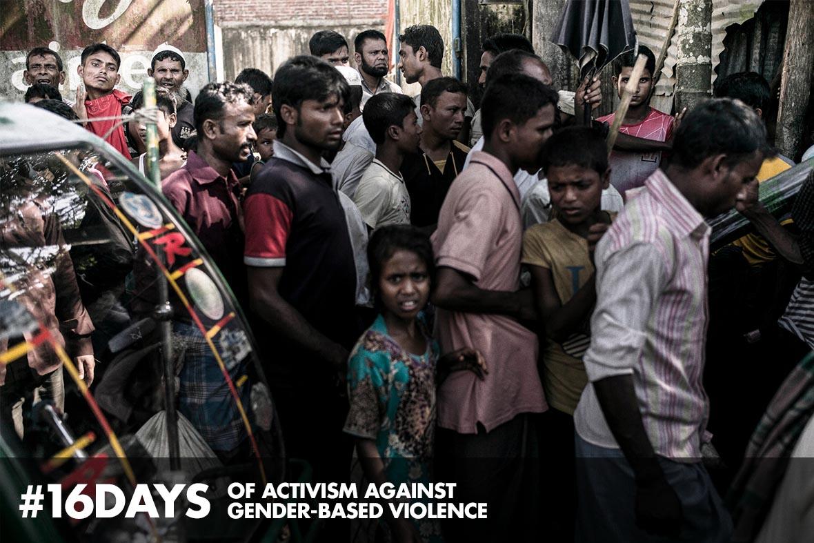 Verbal Harassment Action Against Hunger
