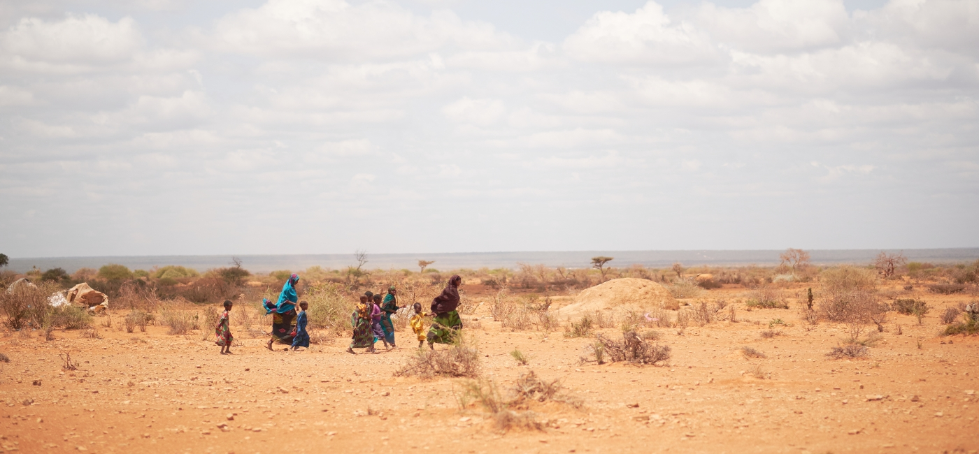 Drought in Somalia Action Against Hunger