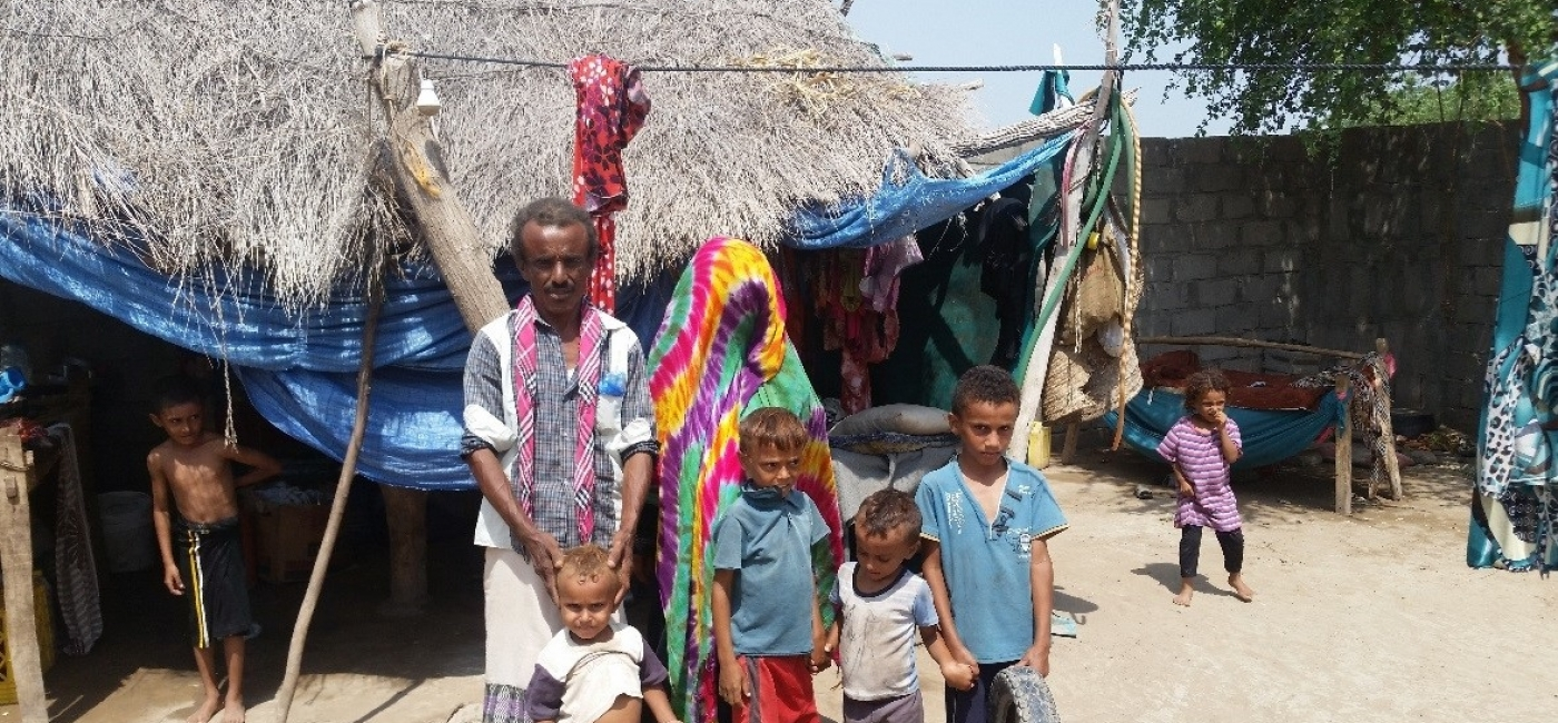 Ahmed Humanitarian Assistance Action Against Hunger