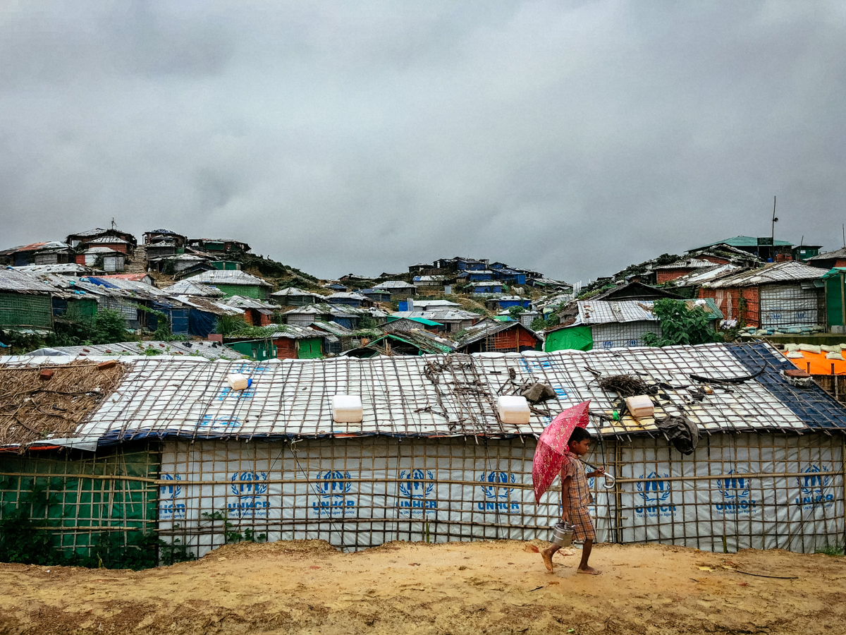 Bangladesh and Rohingya Action Against Hunger