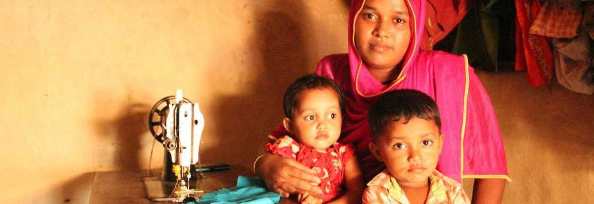 Rohingya refugees Action Against Hunger
