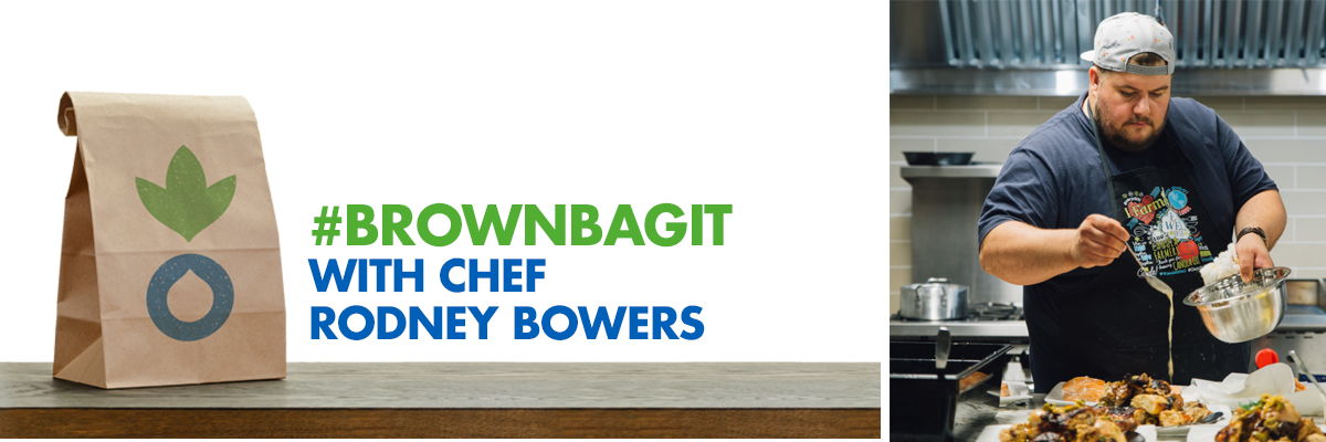 Chef Rodney Bowers Action Against Hunger