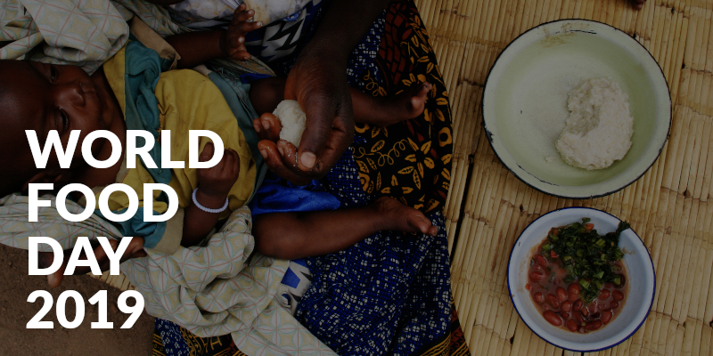 World Food Day 2019 - Facts About Malnutrition