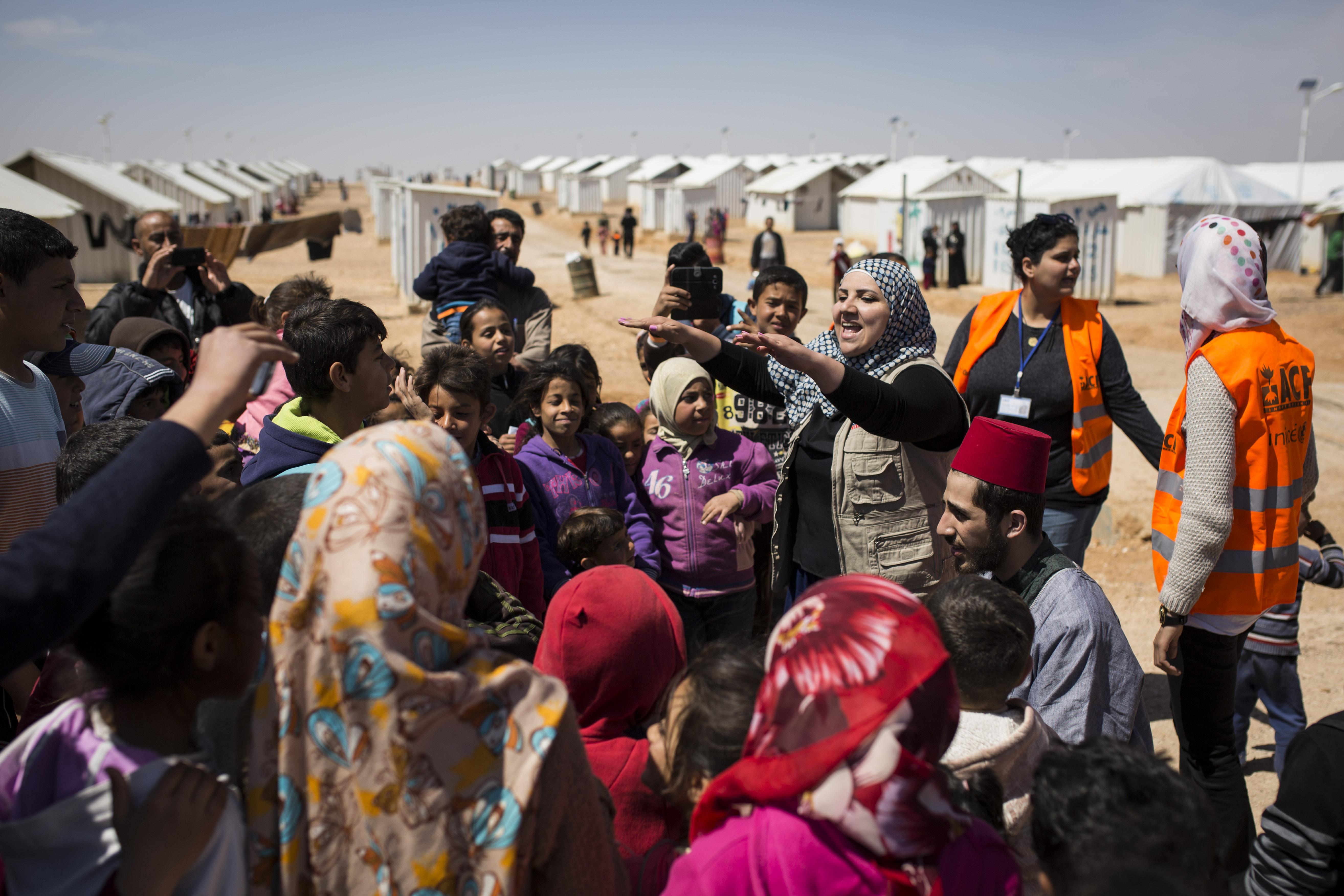 Children in Syria - Action Against Hunger
