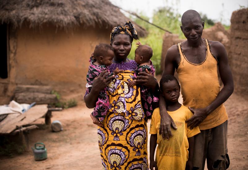 GUÉRIR DE LA MALNUTRITION - Action contre la Faim