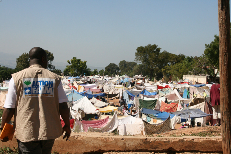 Haiti earthquake 10 years later - Action Against Hunger