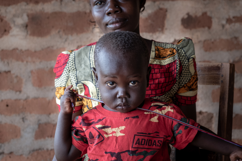 Mother and Child Malnutrition - Action Against Hunger