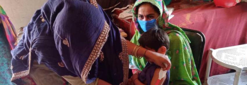 Fighting Coronavirus around the world - Action Against Hunger