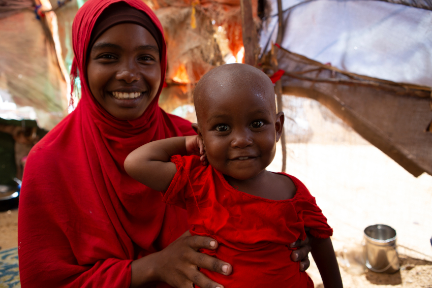Halima Christmas Appeal - Action Against Hunger