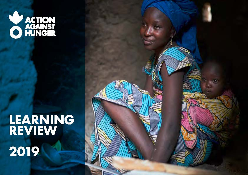 Learning Review 2019 - Action Against Hunger