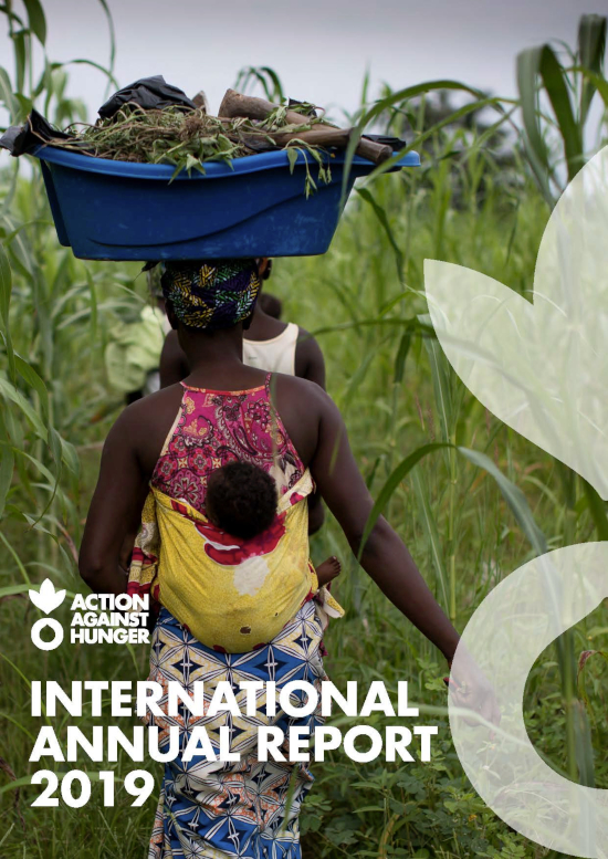 International Annual Report 2019 - Action Against Hunger
