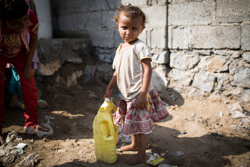Yemen Can't Wait - Action Against Hunger Canada