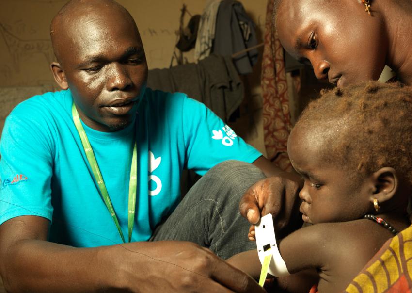 Global Hunger - Action Against Hunger