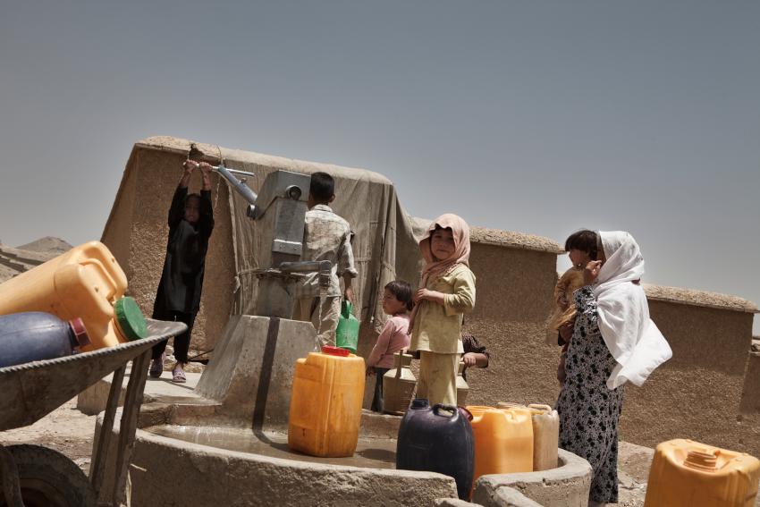 Wash teams - Action Against Hunger