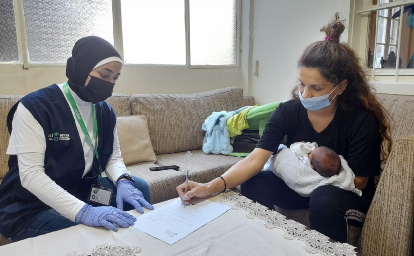 Beirut Explosion Update - Action Against Hunger