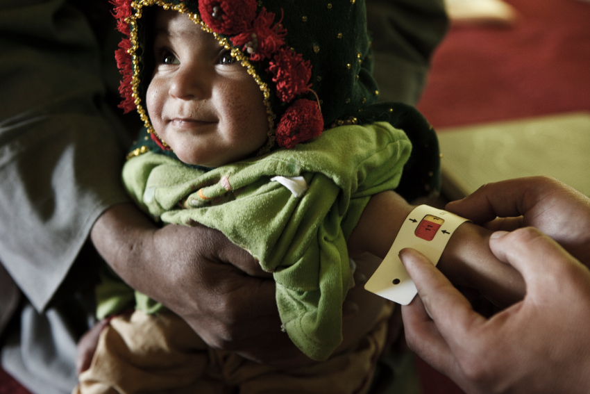 Recovery from malnutrition - Action Against Hunger