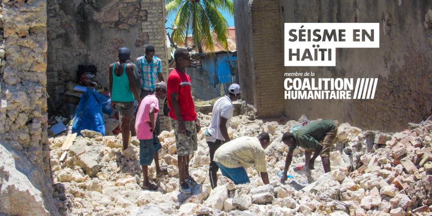 Haiti Earthquake - Action Against Hunger