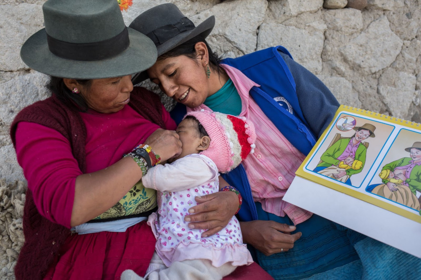 Benefits of breastfeeding - Action Against Hunger