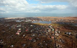 Aftermath of Typhoon Haiyan Action Against Hunger