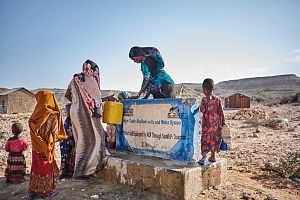 Famine Relief Fund Action Against Hunger