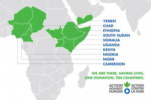 Famine Relief Fund for 10 Famine Threatened Countries Action Against Hunger