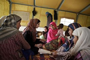 Improved Nutrition in Afghanistan