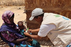 Children and possibility of severe malnutrition Action Against Hunger