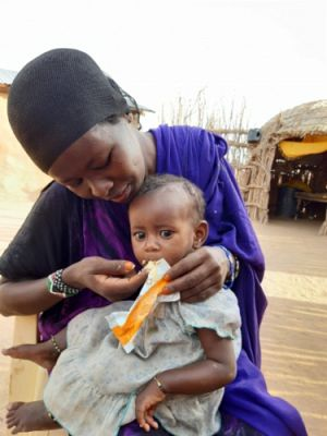 diarrhea and malnutrition - Action Against Hunger