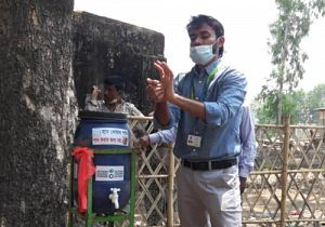 Fighting Coronavirus Bangladesh