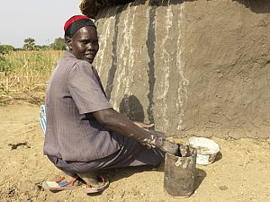 clean water source - Action Against Hunger